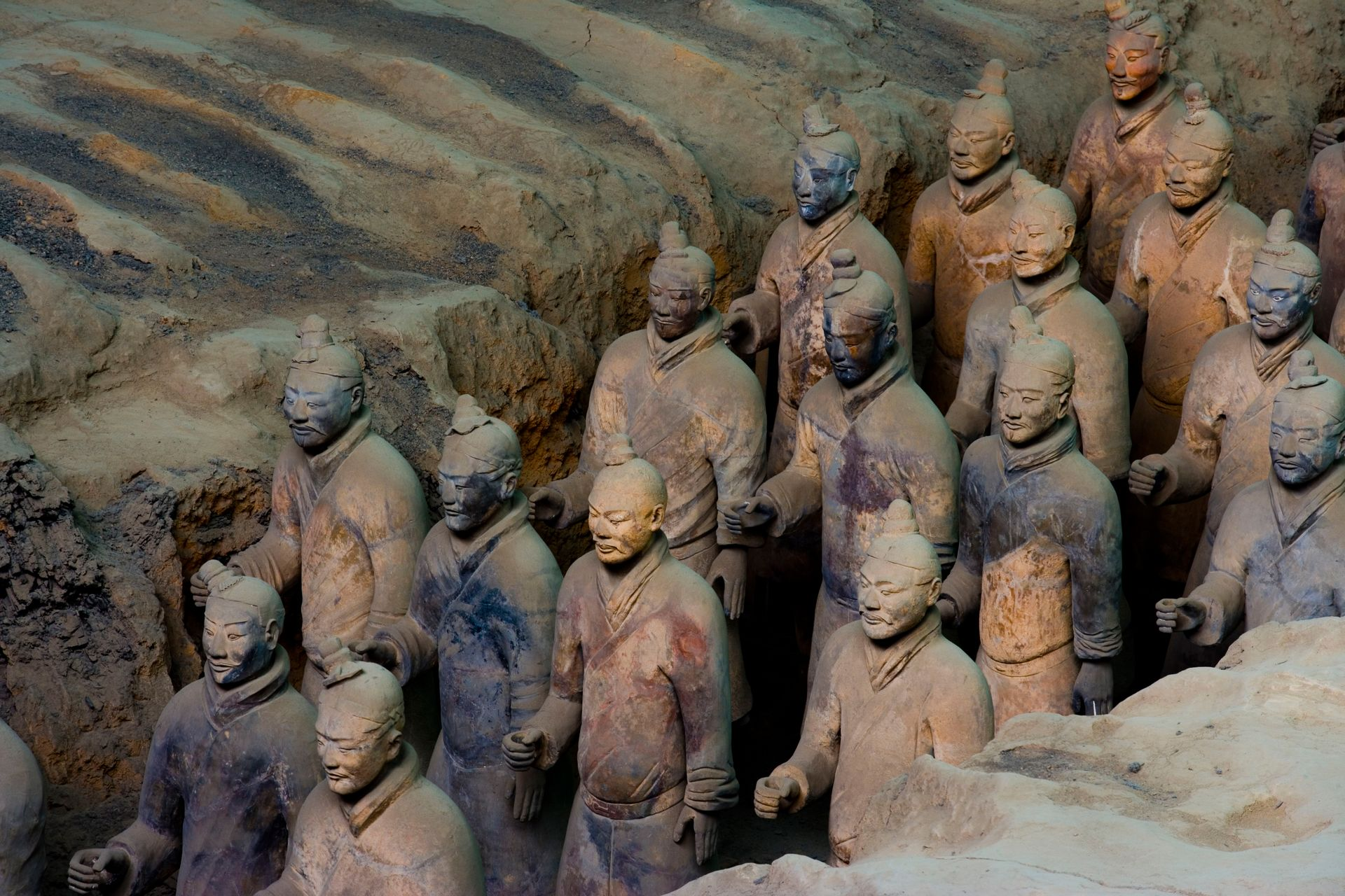 Private Xian Highlight Tour of Terracotta Warriors and Customized Sightseeing
