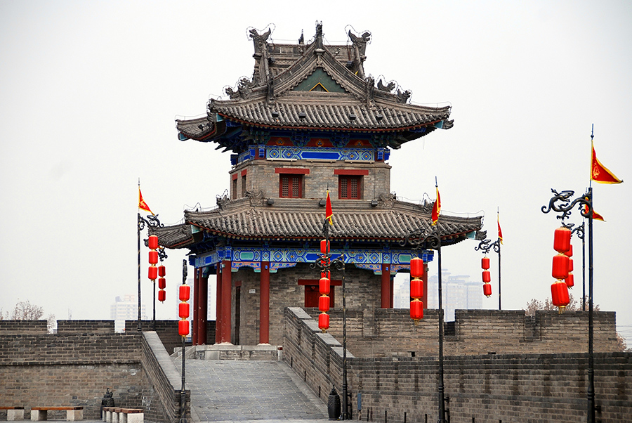 Half Day Private Tour of City Highlights in Xi'an